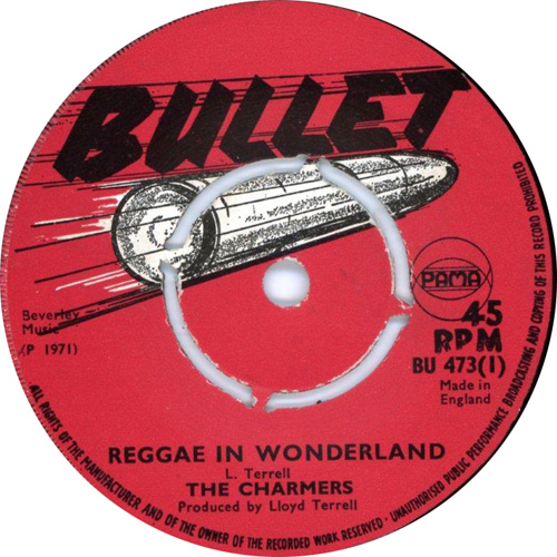 The Charmers - Reggae In Wonderland