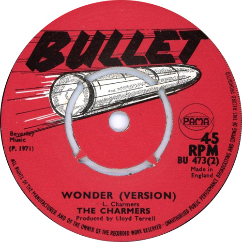 The Charmers - Wonder (Version)
