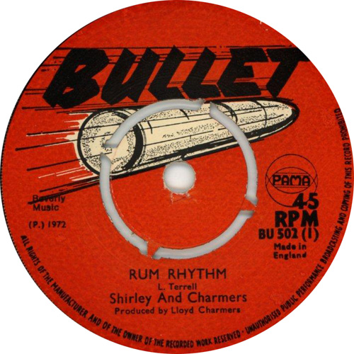Shirley And Charmers - Rum Rhythm