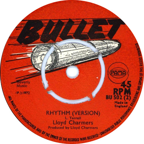 Lloyd Charmers - Rum Rhythm (Version)