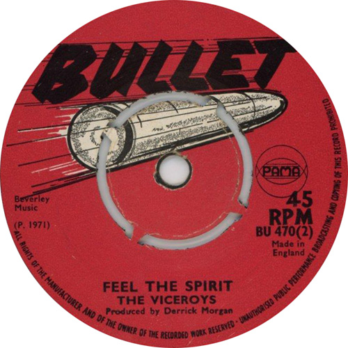 The Viceroys - Feel The Spirit