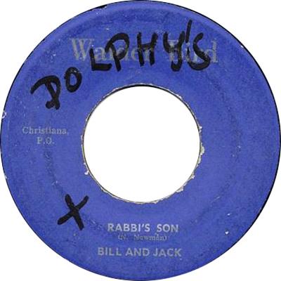 Bill And Jack - Rabbi's Son