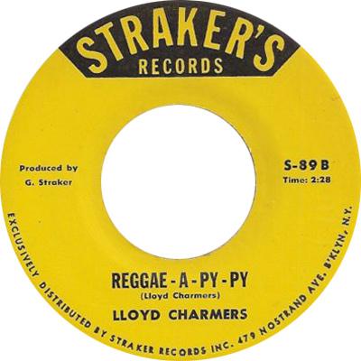 Lloyd Charmers - Reggae-A-Py-Py