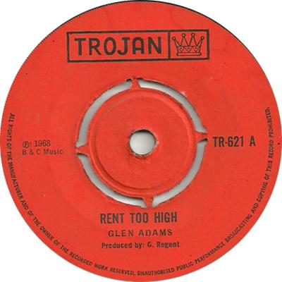 Ranny Williams - Rent Too High