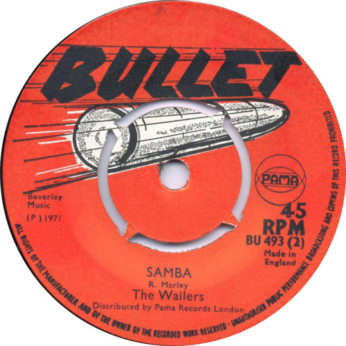 The Wailers Band - Samba Version