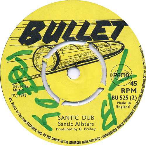 Santic All Stars - Santic Dub