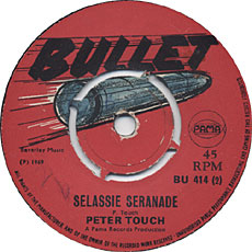 Peter Touch - Selassie Serenade