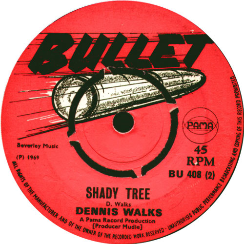 Dennis Walks - Shady Tree