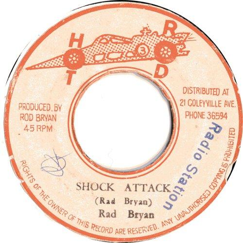 Rad Bryan - Shock Attack