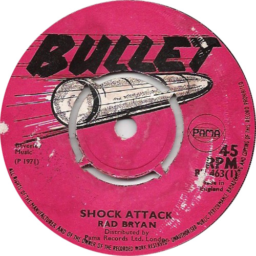 Rad Bryan - Shock Attack
