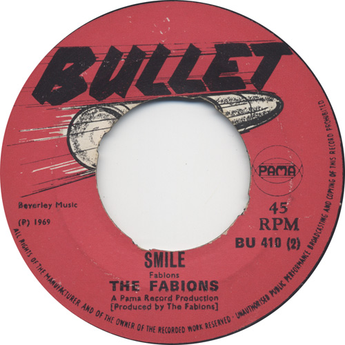 The Fabions - Smile