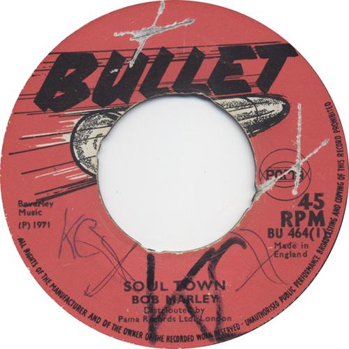 Bob Marley - Soul Town