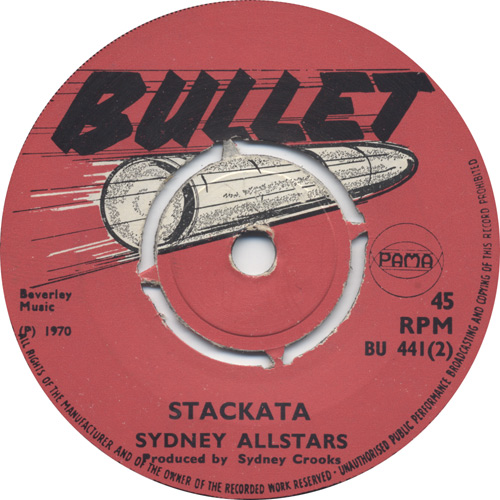 Sydney All Stars - Stackata