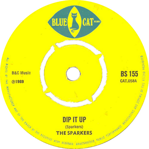 The Sparkers - Dip It Up