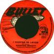Winston Groovy - I Wanna Be Loved