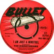 The Kingstonians - I Am Just A Minstrel