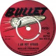 Willie Francis - I Am Not Afraid