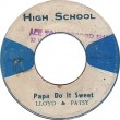 Lloyd & Patsy - Papa Do It Sweet