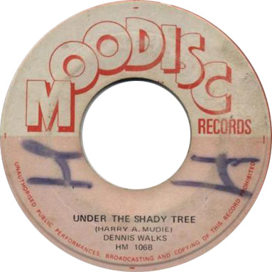 Dennis Walks - Under The Shady Tree