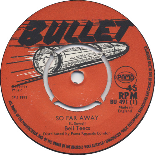 Beil Teecs - So Far Away