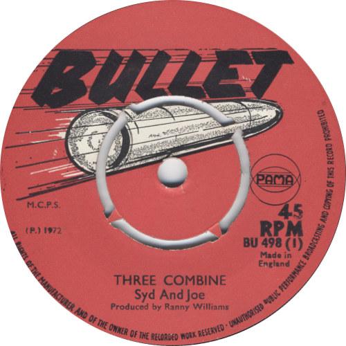 Syd And Joe - Three Combine