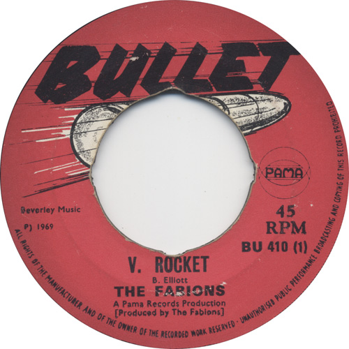 The Fabions - V-Rocket