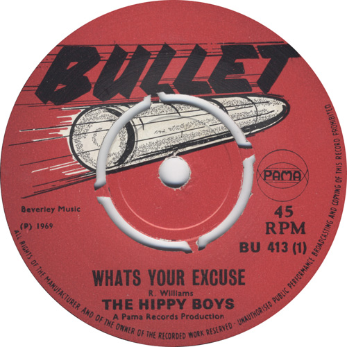 The Hippy Boys - Whats Your Excuse