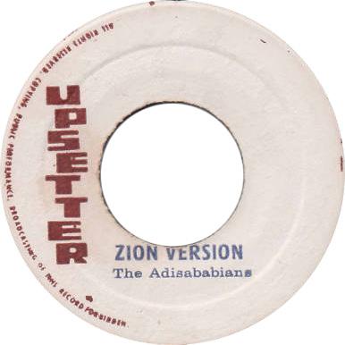 The Adisababians - Zion Version