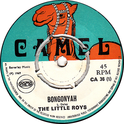 Little Roy - Bongo Nyah