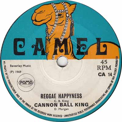 Cannon Ball King – Reggae Happyness