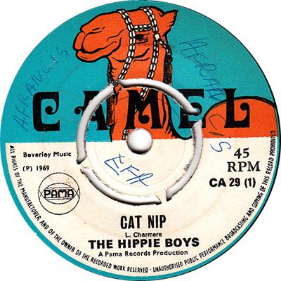 The Hippy Boys - Cat Nip