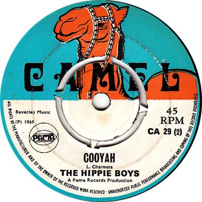 The Hippy Boys - Cooyah