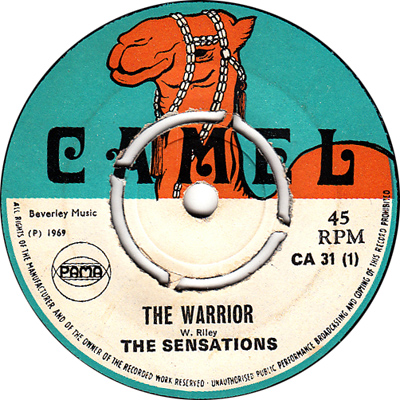 The Sensations – Warrior