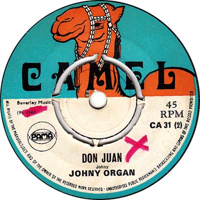 Johnny Organ – Don Juan