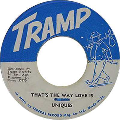 The Uniques - That's The Way Love Is