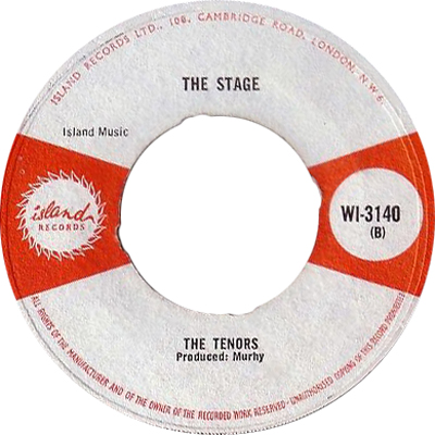 The Tennors - The Stage