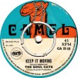 The Soul Cats – Keep It Moving