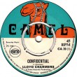 Lloyd Charmers - Confidential