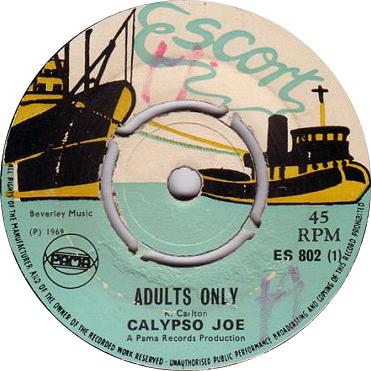 ES 802-1 Calypso Joe - The Big Race