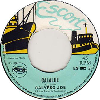 ES 802-2 Calypso Joe - Calalue
