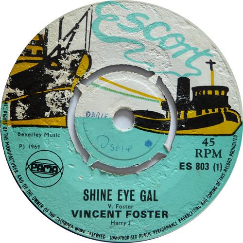 ES 803-1 Vincent Foster - Shine Eye Girl