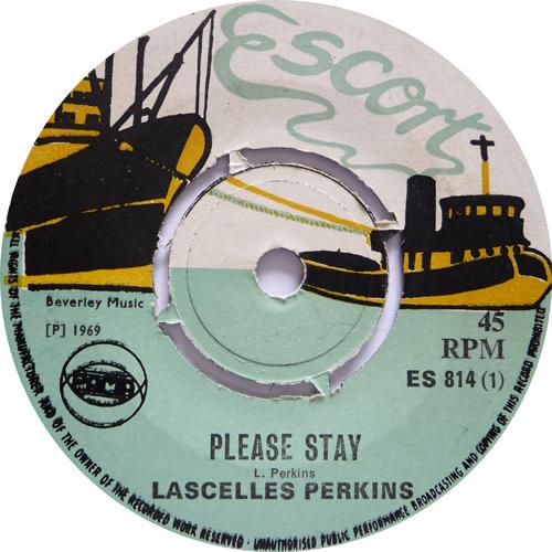 ES 814-1 Lascelles Perkins - Please Stay