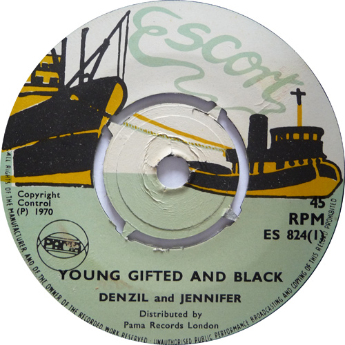 ES 824-1 Denzil and Jennifer - Young Gifted And Black