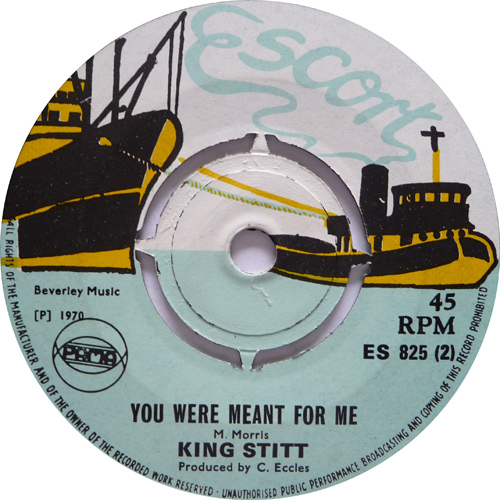 ES 825-2 King Stitt - You Were Meant For Me