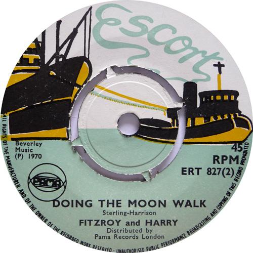 ERT 827-2 Fitzroy And Harry - Doing The Moonwalk