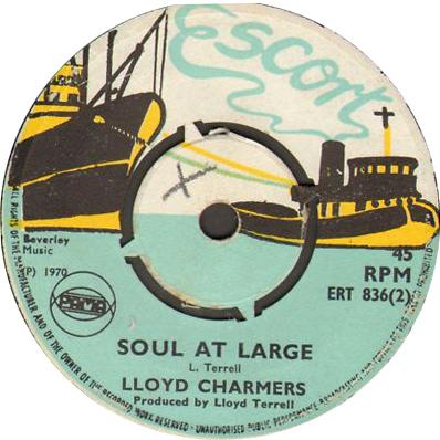 ERT 836-2 Lloyd Charmers - Soul At Large