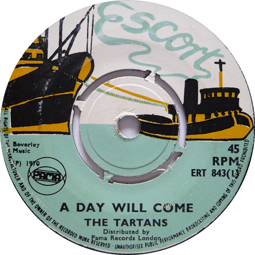 ERT 843-1 The Tartans - A Day Will Come