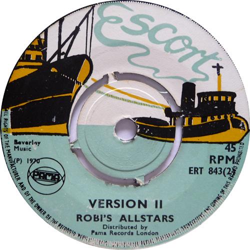 ERT 843-2 Robi\'s All Stars - Version II