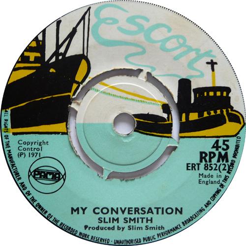 ERT 852-2 Slim Smith - My Conversation