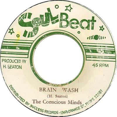 Concious Minds - Brain Wash